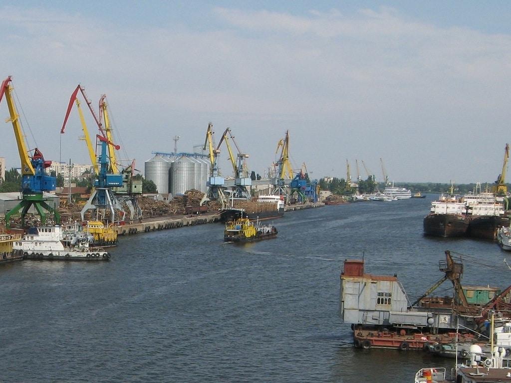 АМКУ надав дозвіл на концесію в порту Херсон ТОВ «Рисоіл-Херсон»