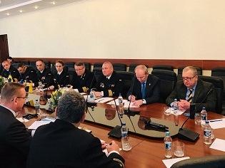 В Інституті Військово-Морських Сил підвели підсумки виконання заходів програми НАТО DEEP за 2018 рік