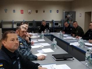 У Миколаєві проведено виїзне засідання Військової ради ВМС ЗС України