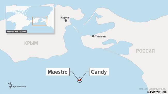 «Піратська зона» біля берегів Криму: що відомо про «сірі зони» в Чорному морі