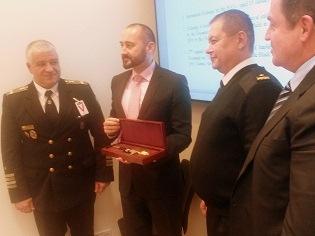 Делегація ВМС ЗС України в Австрії взяла участь у заходах зміцнення довіри і безпеки