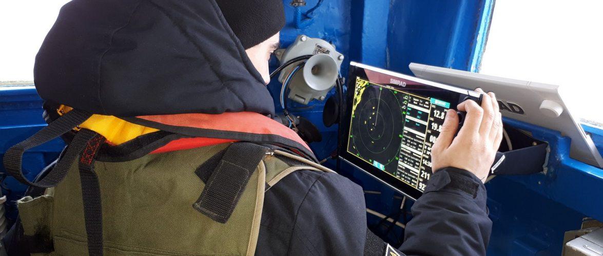 Морська охорона цього тижня обстежила понад 3 тисячі квадратних миль від Вилково до Херсону