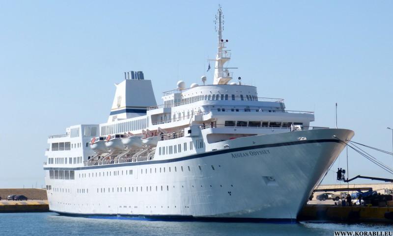 Туристичні оператори «Фенікс Райзен», «Азамара», «Крістал Крузес» знову включають Одесу у маршрути круїзів
