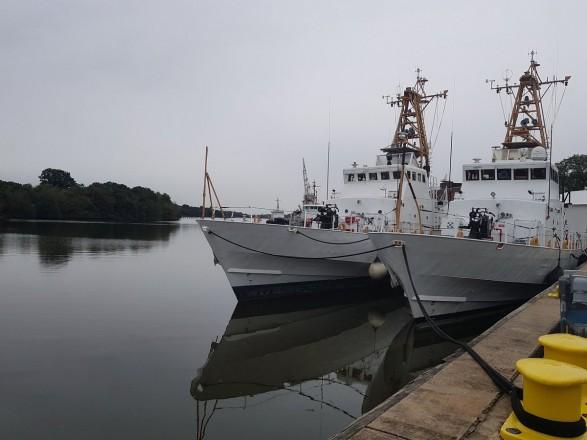 """Україна отримає ще чотири катери """"Айленд"""" на більш вигідних умовах – капіранг Риженко"""