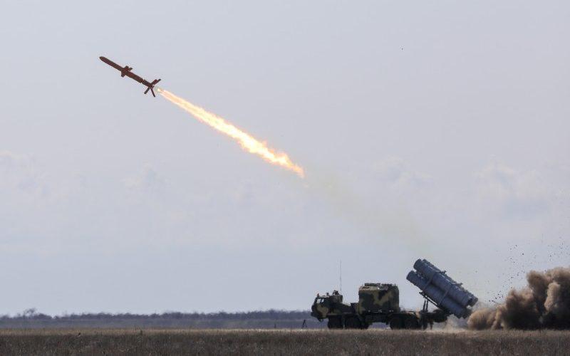 Пройшли випробування ракетного комплексу «Нептун» для ВМС