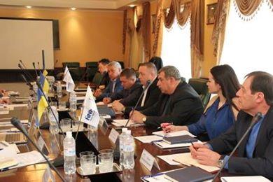 Асоціація портів України «Укрпорт» провела засідання з проблем днопоглиблювальних робіт