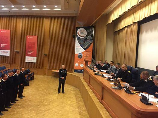 Відбулось засідання кваліфікаційної комісії з присвоєння категорій державних лоцманів-операторів