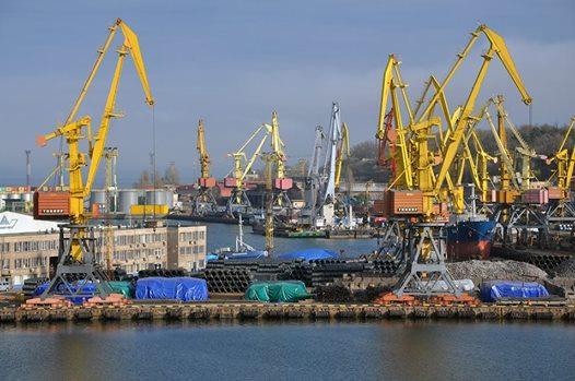 Вантажообіг Одеського порту у січні-березні цього року склав 6,2 млн. тонн