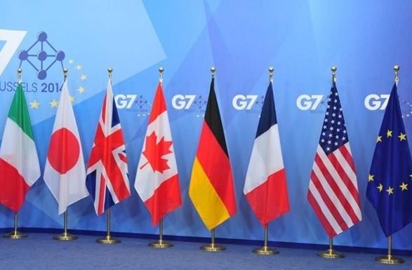Країни G7 закликали РФ звільнити військовополонених моряків та захоплені судна