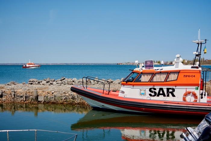 У Затоці запрацювала нова локація для швидкісних пошуково-рятувальних катерів КП «МПРС»