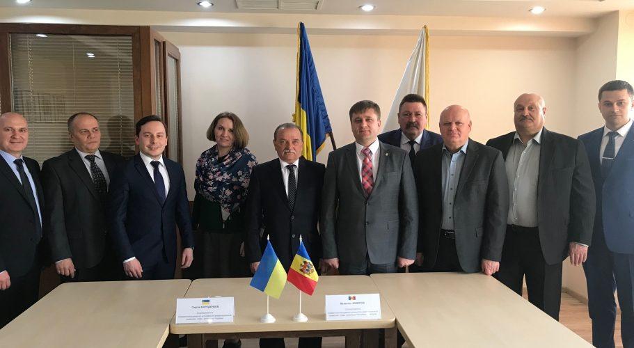 У Кишиневі відбулося 64-те засідання Спільної українсько-молдовської демаркаційної комісії