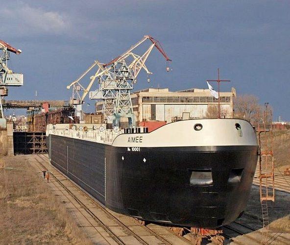 Смарт Мерітайм Груп заключила контракт на будівництво третього танкера-хімовозу