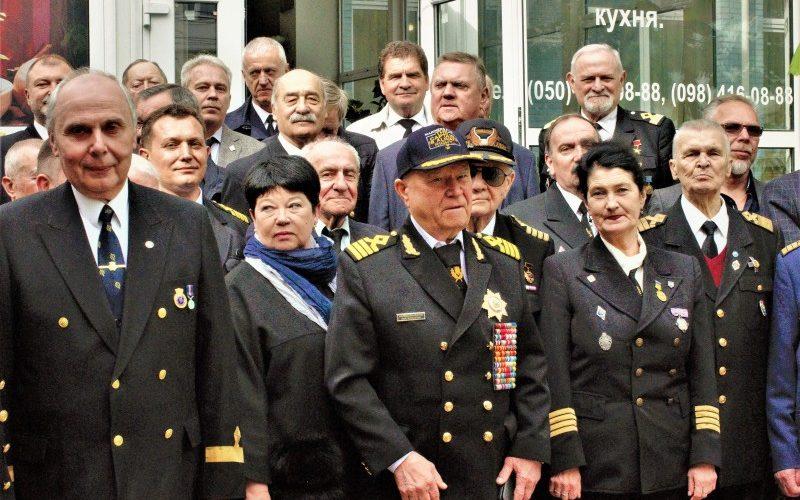 Асоціація морських капітанів Одеси відсвяткувала 30 років з дня заснування (ФОТО)