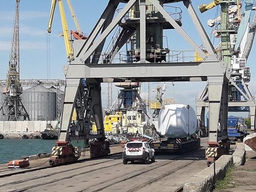 Бердянська філія «АМПУ» підписала договір із ТОВ «Пробілд» на ремонт другого причалу