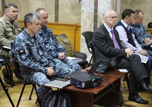 В Одесі обговорили Імплементаційний план виконання Стратегії розвитку ВМС України до 2035 року