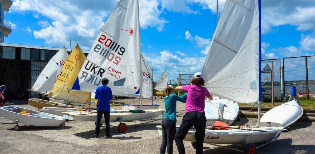 Миколаївський обласний яхт-клуб відкрив 132-й спортивний вітрильний сезон (ФОТО)