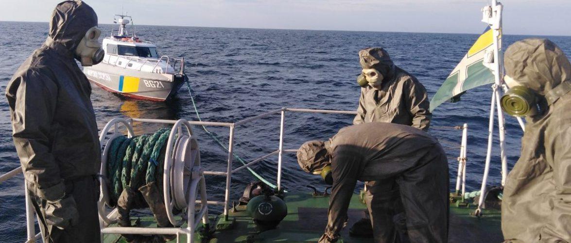 Морська охорона підвищує професійну підготовку та бойову злагодженість підрозділів