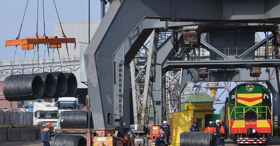 Вантажообіг Одеського порту у січні-травні зріс на 9,2 відсотка у порівнянні з 2018 роком