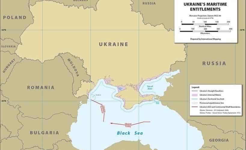 Розпочались слухання у справі України проти Росії щодо порушення Конвенції ООН з морського права в Чорному та Азовському морях і в Керченській протоці