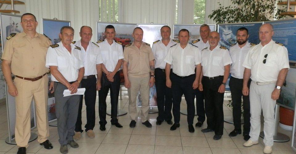У Миколаєві відбулася перша державна кваліфікаційна комісія з оцінки кваліфікації підготовки лоцманів