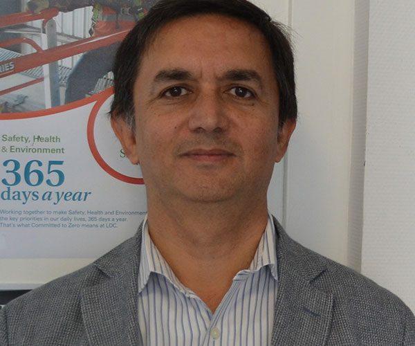 Ukrainian Ports Forum 2019. DANIEL RACHMAN, Head of Industry EMEA & Asia, Louis Dreyfus Company