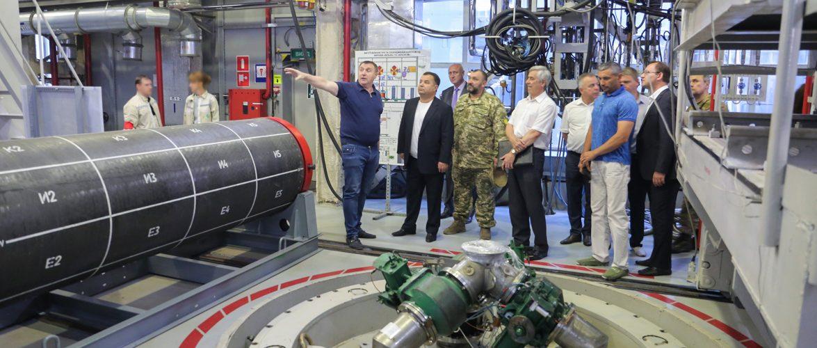 Пройшли чергові випробування нового ракетного комплексу «Нептун»