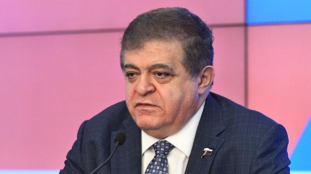 Російський сенатор погрожує Морським трибуналом Україні за затримку танкера NEYMA