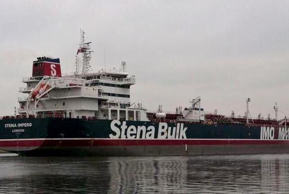 Мей скликає надзвичайний комітет через захоплення британського танкера Stena Impero