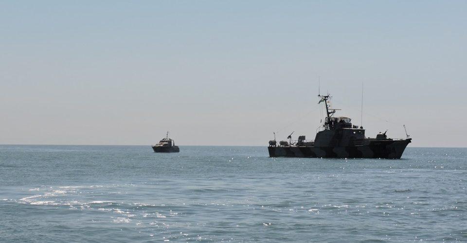 Штаб ООС другу добу фіксує провокативні дії кораблів Берегової охорони ФСБ РФ в Азовському морі