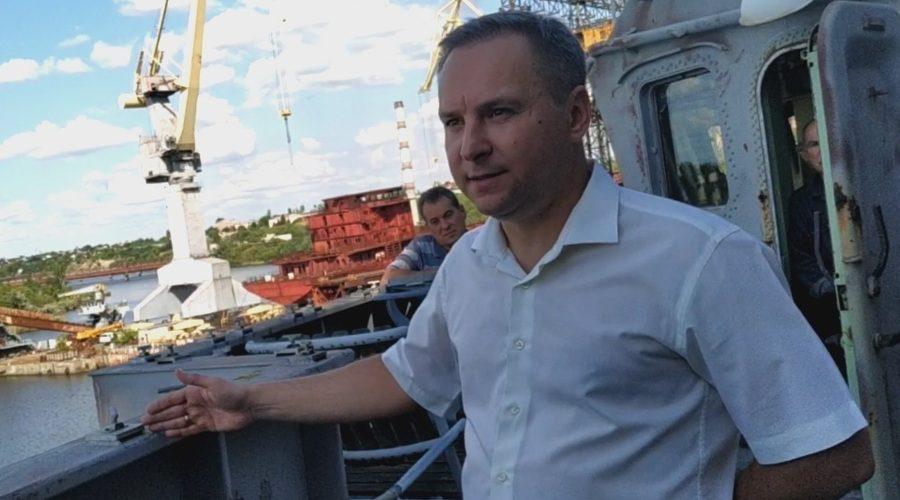 Виробництво корветів дозволить залучити до роботи близько 10 тисяч працівників у різних галузях оборонки – Вадим Борисов