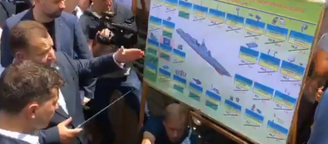 """Корвет """"Володимир Великий"""" добудують на ДП """"Миколаївський суднобудівний завод"""""""