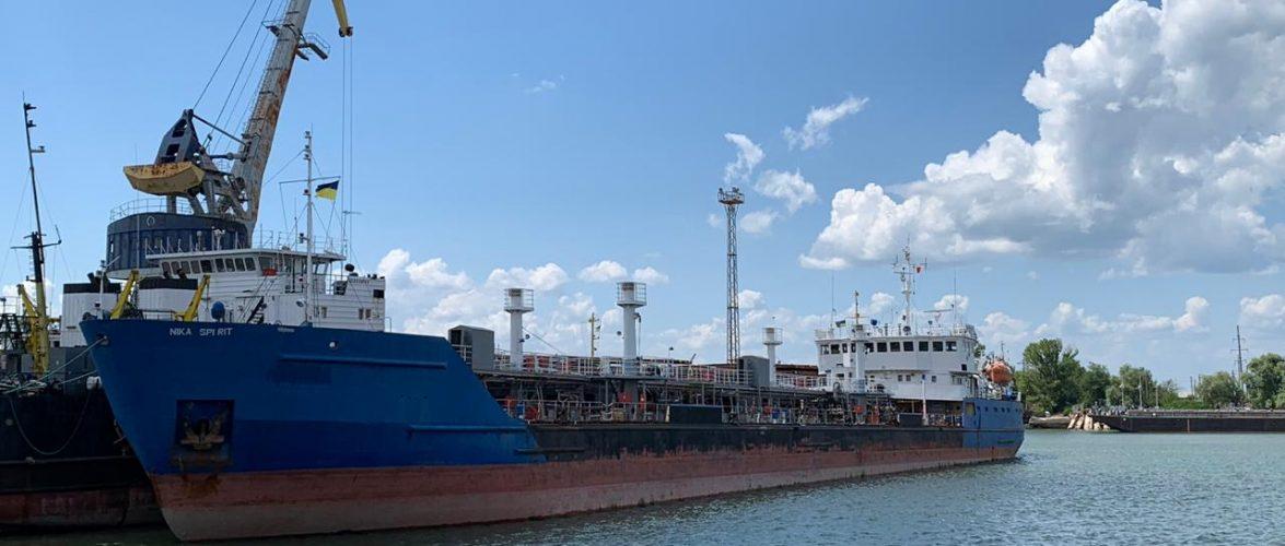 На ділянці Рені-Бистрийта порту Ізмаїл помаранчевий рівень небезпеки
