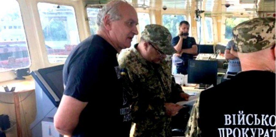 """Капітан російського танкера Neyma: """"Усе було мирно, дозволяли зв'язуватися з рідними"""""""