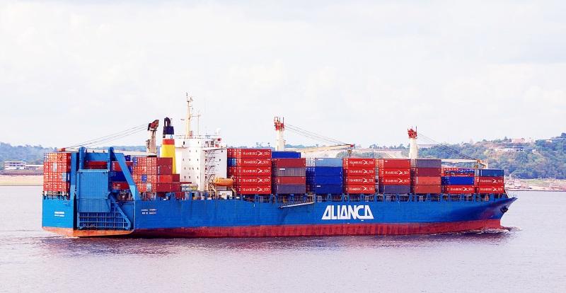 На судно «ALIANCA» накладено штраф та виключено з Реєстру судноплавства за заход до окупованого Криму