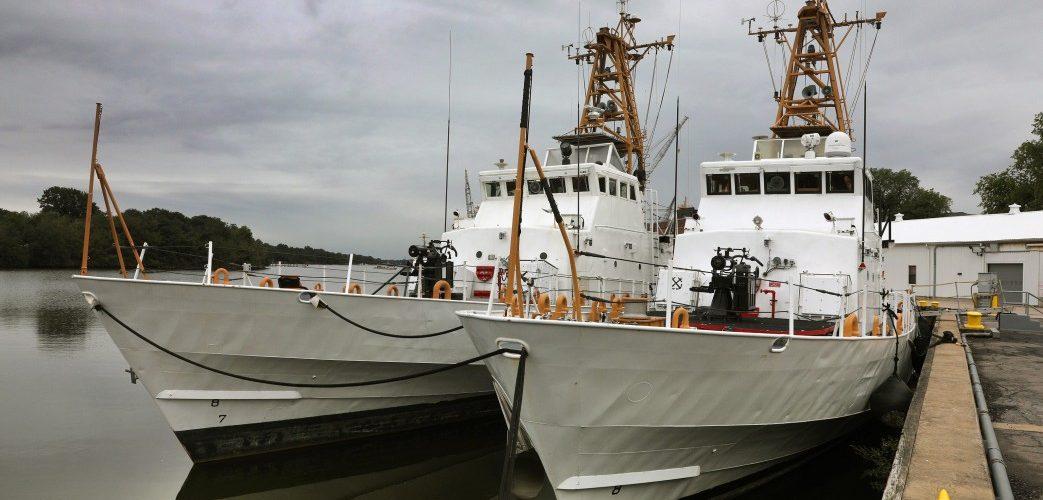 ДП «Дослідно-проектний центр кораблебудування» пропонує моренрізувати патрульні катери типу «Айленд»