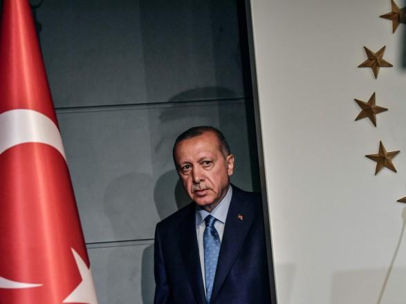 Ердоган та Зеленський обговорять питання миру та стабільності у Чорноморському регіоні