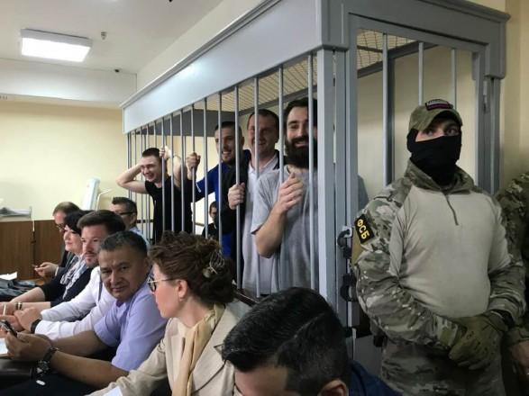 Мінветеранів ініціює введення санкцій проти силовиків, які незаконно затримували українських моряків у Керченській протоці