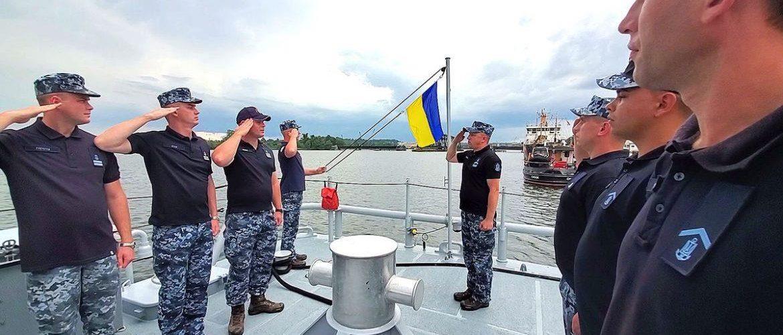 Екіпажі «айлендів» продовжують навчання на базі берегової охорони США в м. Балтімор