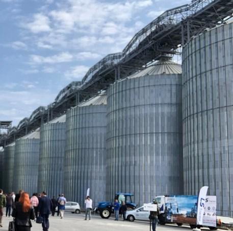 Orexim Group і Posco International Company відкрили новий термінал в Миколаєві