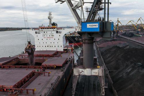 СБУ блокувала схему вибуття із державної власності земель порту «Южний» на 2 млн доларів США