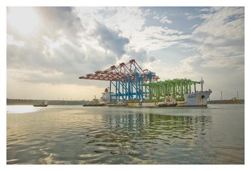 Maersk відкрив другий на Чорному морі фідерний сервіс TIS-Поти