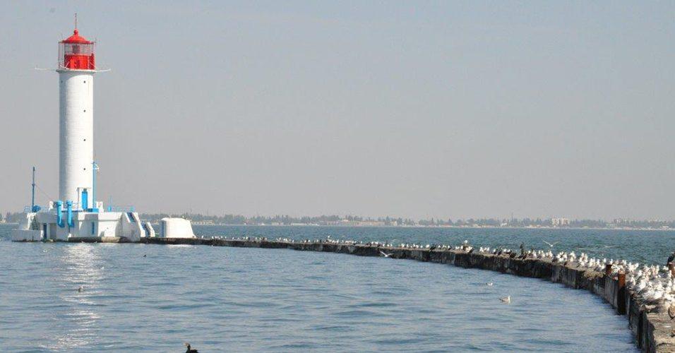 Ексклюзивну екскурсію «Стежкою маячника» відвідала рекордна кількість туристів в Одеському порту