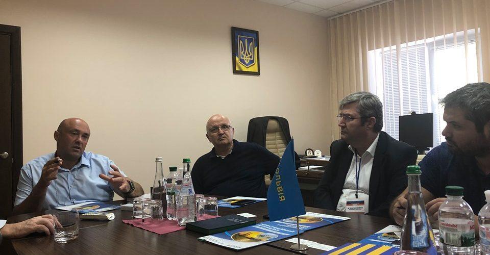 """Турецька компанія ARAS має намір взяти участь у концесійному конкурсі порту """"Ольвія"""""""