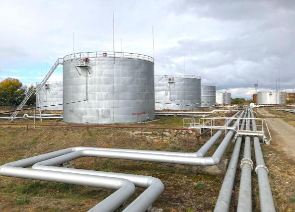 В серпні обсяг перевалки дизельного палива у порту Херсон збільшився на 80%