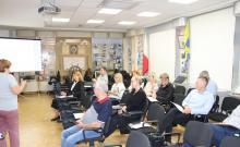 В філії «Дельта-лоцман» ДП «АМПУ» відбувся тренінг щодо ефективного управління мотивацією та активністю персоналу