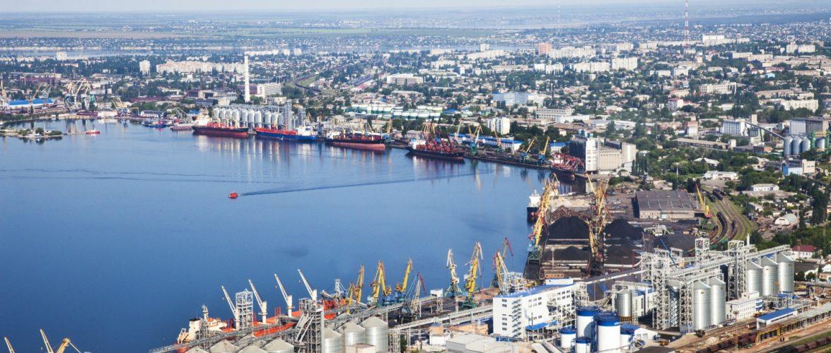 З початку року в акваторії Миколаївського порту перевалено більше 23 млн тонн вантажу