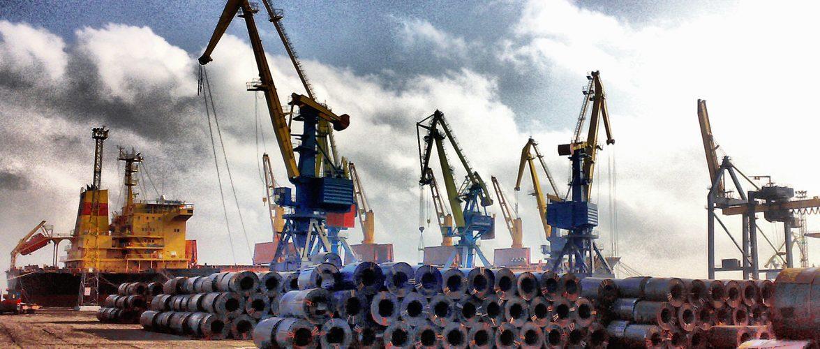 Маріупольська філія АМПУ та італійський порт Ногаро збільшили вантажообіг на 181 відсоток