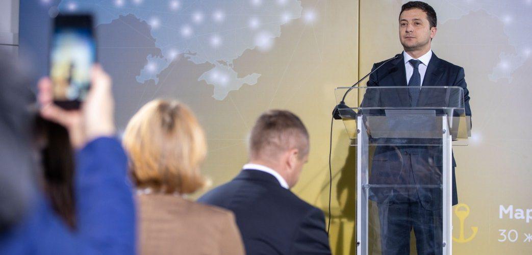 Українське суспільство повинне дійти згоди щодо шляху повернення під контроль Донбасу та Криму – Президент