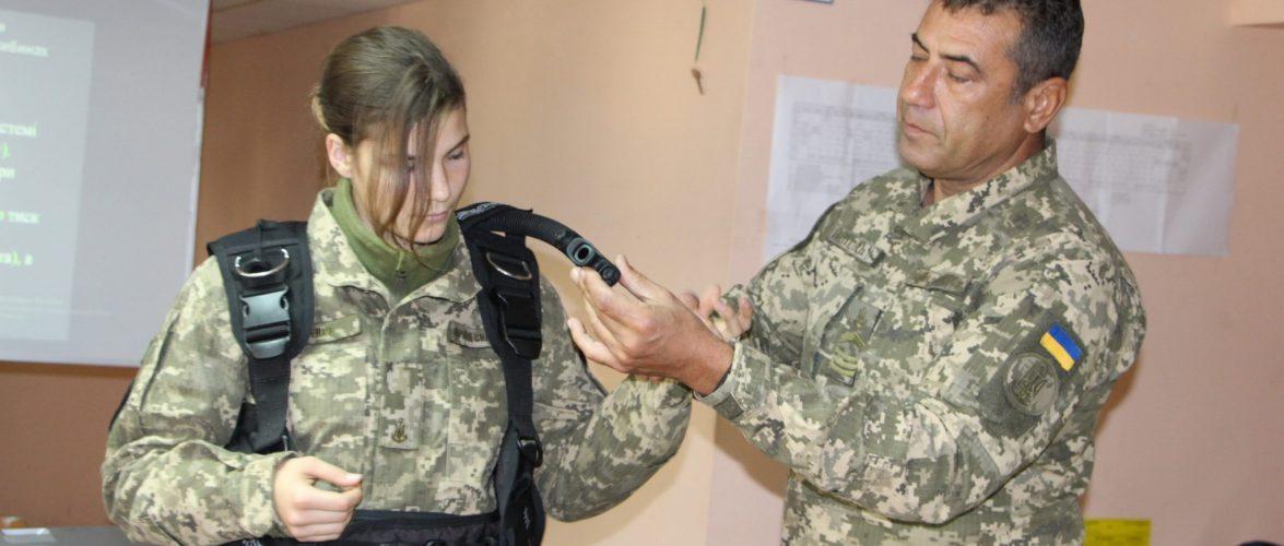 Створено Водолазну школу на базі національного військового флоту України
