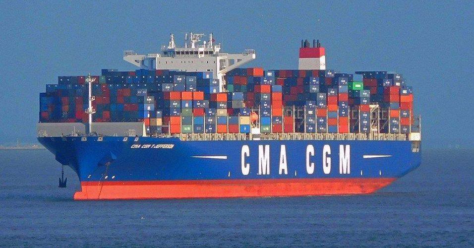 Контейнерний термінал «Бруклін-Київ Порт» включено до нового сервісу CMA CGM